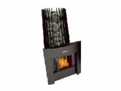 Печь для бани Grill'D Cometa Vega 180 window black