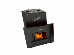 Печь для бани Grill'D Fortuna 200G window black